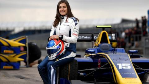 Tatiana Calderon promoted to test driver for 2018