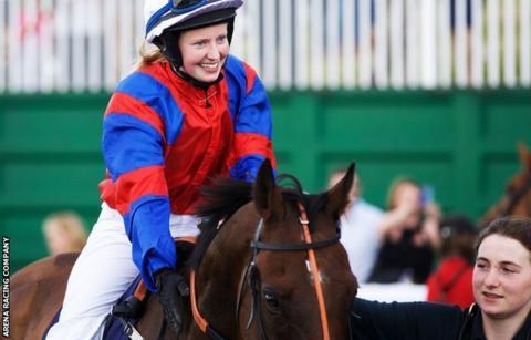 Race 2 - Chepstow - Sophie Ralston - Oeil De Tigre