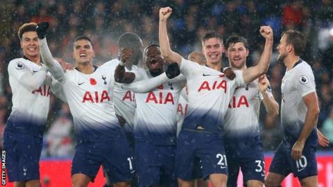 Spurs are flying, Winks warns Arsenal ahead of derby clash