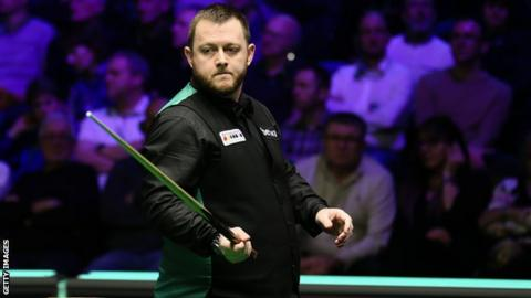 Uk Championship Mark Allen Criticises Terrible Table