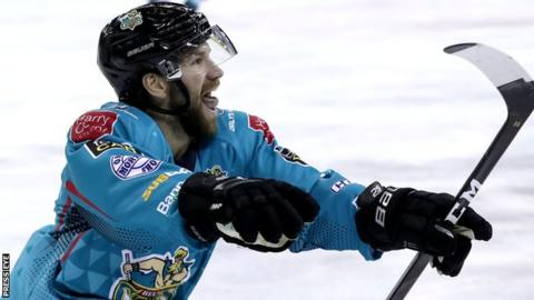 Elite League: Belfast Giants suffer fourth consecutive defeat in Coventry