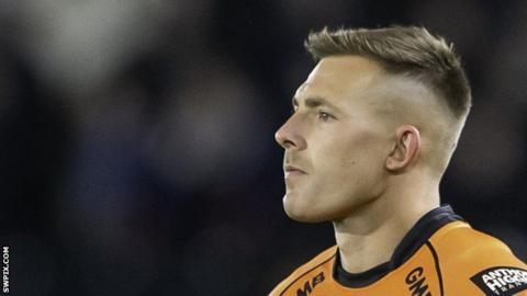 Greg Eden has scored three tries for Castleford Tigers so far this season