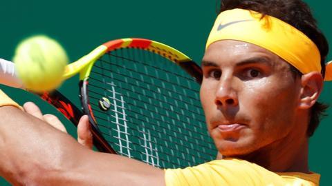 Rafael Nadal beats Dominic Thiem