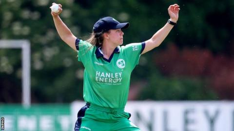 Laura Delany was named Ireland's Women's Player of the Year