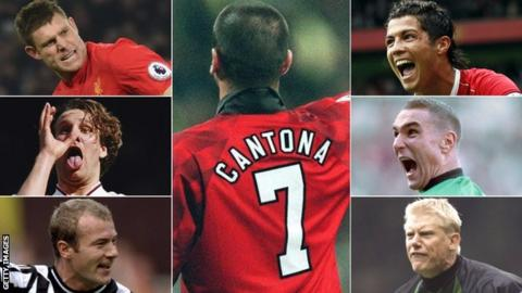 Which Premier League players are you? Play our quiz and find out