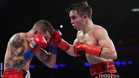 Conlan (right) is now 7-0 (5 KOs) for his professional career