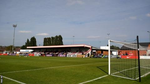 Arsenal Ladies ground