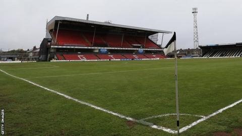 Grimsby Town, Blundell Park