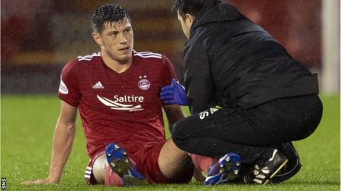 Scott McKenna is expected to be out for the next few games with a hamstring problem