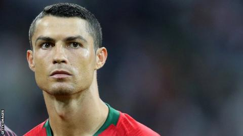 Ronaldo scores in Portugal's 1-0 win, Morocco eliminated