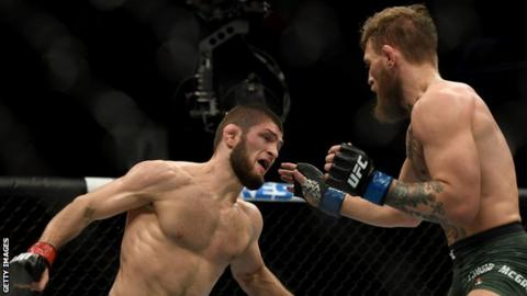 Khabib threatens to leave UFC if teammates fired