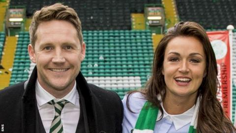 Kris Commons and Lisa Hague