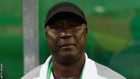 Ghanaian coach Bashir Hayford