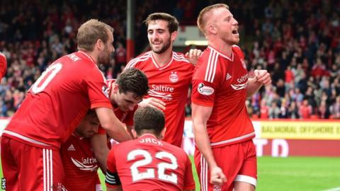 Adam Rooney scored his second goal of the season