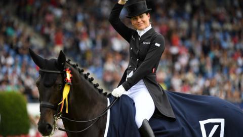 Germany's Kristina Broring-Sprehe