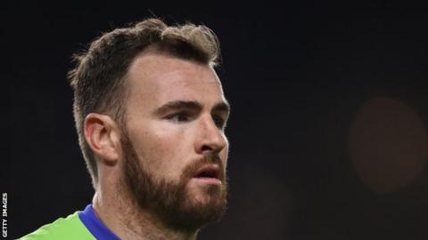 Andy Lonergan last played a competitive senior match in Leeds United's 2-1 FA Cup third round defeat by Newport County in January