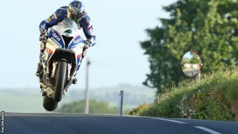 Ian Hutchinson has won 11 Isle of Man TT races during his career to date