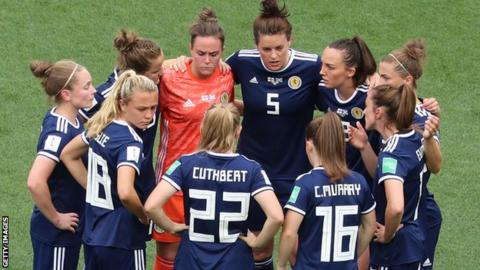 Scotland are the number one seeds in Euro 2021 qualifying Group E
