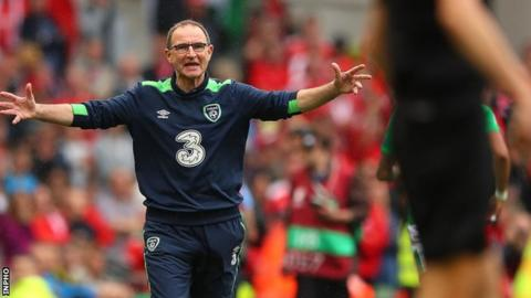 Martin O'Neill took over as Republic of Ireland manager in November 2013