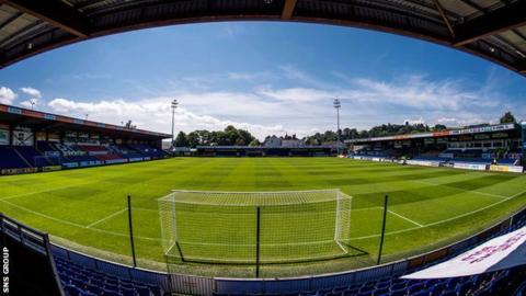 Scottish football is facing an indefinite closure during the coronavirus outbreak