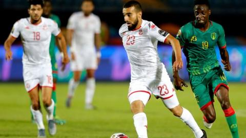 Africa Cup of Nations 2019: Tunisia reach last 16 after Mauritania