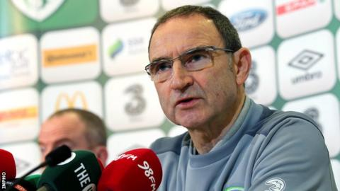 Republic of Ireland manager Martin O'Neill has been in the job for two years
