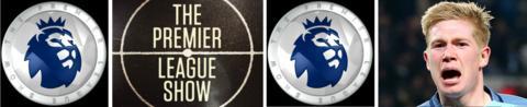 Kevin de Bruyne - The Premier League Show