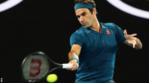 Australian Open 2019 Roger Federer And Rafael Nadal Through John