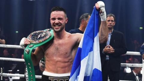 There is no date or venue for Josh Taylor's World Boxing Super Series semi-final yet