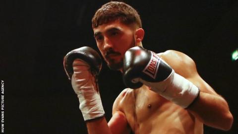 Andrew Selby fought at the 2012 London Olympics, reaching the quarter-finals