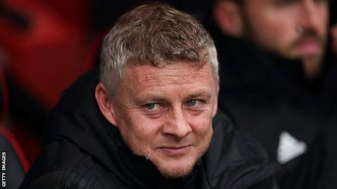 Manchester United win 'template' for future performances - Solskjaer
