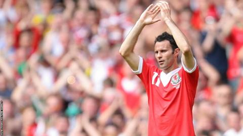 Ryan Giggs brought the curtain down on his 64-cap international career in June 2007 having never graced the finals of a major tournament.