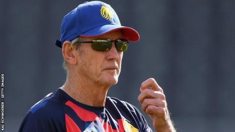 Rugby Great Britain Rugby League Lions head coach Wayne Bennett