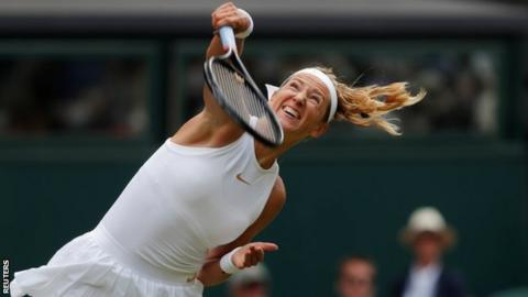 Serena loses to azarenka dating