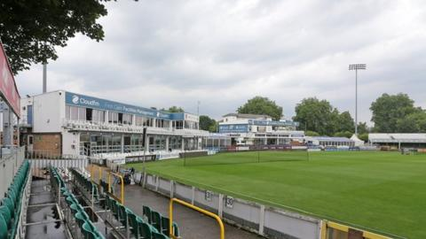 The County Ground, Chelmsford will now stage the Essex-Warwickshire game, starting on 13 July