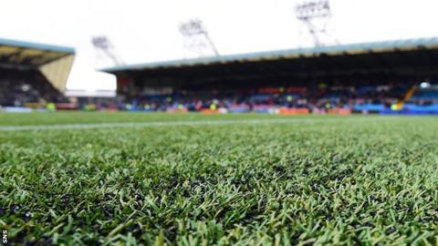 Kilmarnock pitch