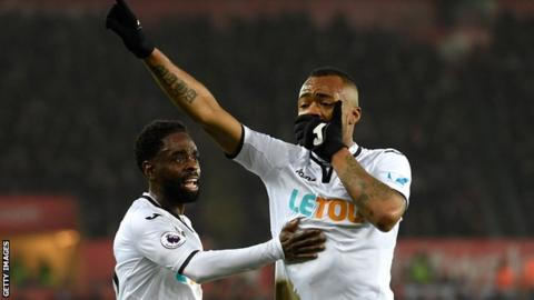 Swansea City sack Paul Clement after dismal run of form