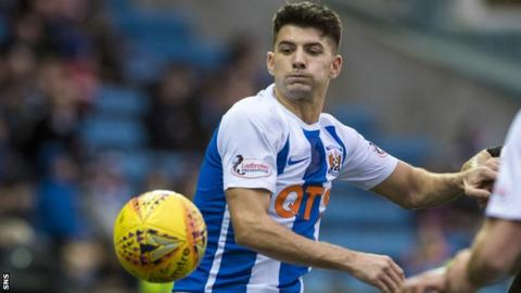 Kilmarnock to reject Rangers bid for playmaker Jordan Jones