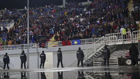 Kosovo v Croatia