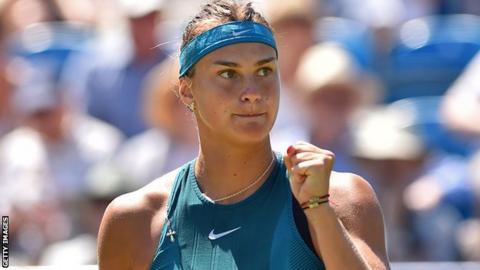 Caroline Wozniacki to face unseeded Belarusian Aryna Sabalenka in Eastbourne final