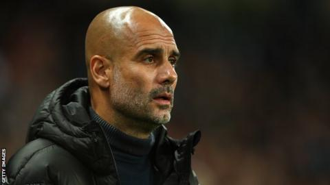 Manchester City not out of title race despite 'nervous' defeat, says Guardiola