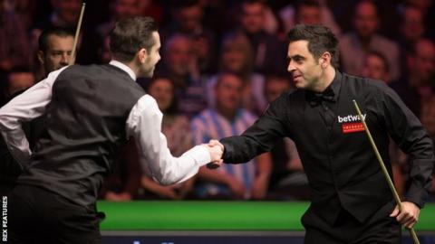 Selby and O'Sullivan