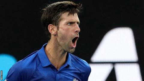 Novak Djokovic comes through Mitchell Krueger test to secure second-round spot