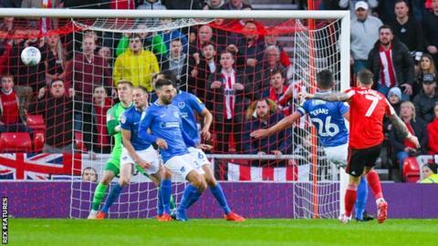 Chris Maguire scores for Sunderland