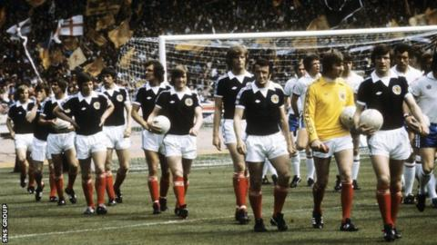 Jordan and McQueen played in the famous win at Wembley in 1977