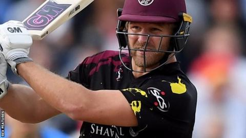 Corey Anderson: Somerset cancel New Zealand all-rounder's T20 ...