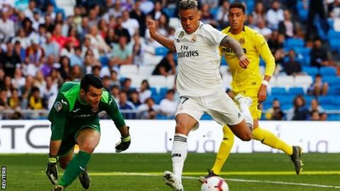 Zidane Insists Dropping Bale Was 'Not A Message,' Praises Brahim And Mariano