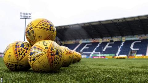 Mark Campbell's plans involve building new facilities at the Falkirk Stadium, including a youth academy.