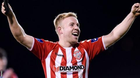 Nicky Low has been signed for a second spell at Derry City