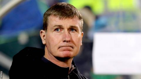 Stephen Kenny appointed as Ireland national team coach